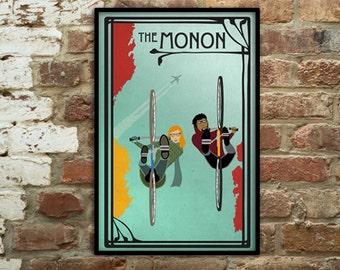 Monon Poster