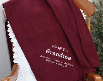 Personalized Fleece Blanket, Blanket