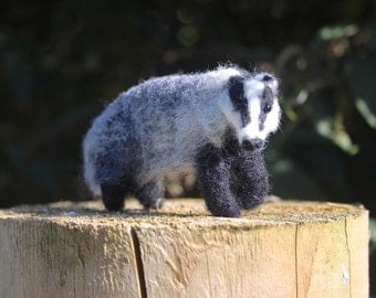 Badger Needle Felting kit for beginners