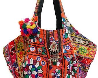 ON SALE: Red Vintage Banjara festival bag