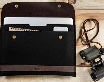 MacBook Pro 13 case MacBook pro case MacBook pro sleeve MacBook pro felt MacBook pro retina sleeve MacBook leather case MacBook felt leather