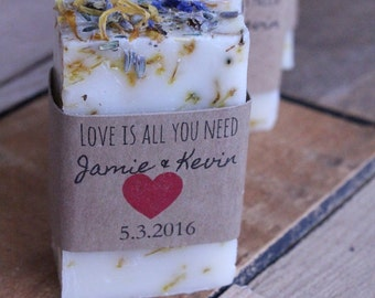 Bridal shower, wedding favors, bridal shower favors, rustic wedding, rustic wedding favors, soap favors, bridesmaids gifts, lavender favors,