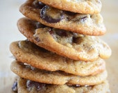 Salted Chocolate Chip Cookies- mini