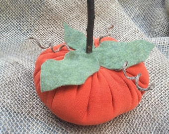 Orange Pumpkin,Sweater Pumpkin,Primitive Pumpkin,Handmade Pumpkin,Halloween Pumpkin,Bowl Fillers,Home Decor Pumpkin,Autumn Decor,Fall Gourds