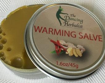 Pain Salve - Warming Salve