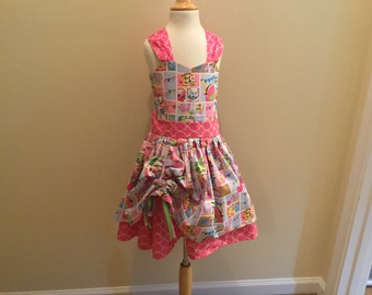 Shopkin dress, Shopkin princess dress,Shopkin handmade , Shopkin,Shopkin dress with under skirt, shopkin pink dress, Shopkin size 18-12y
