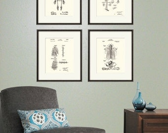 Human anatomy art Doctors Patent art print doctor art doctors decor medical art print patent poster medical wall art vintage doctor gift