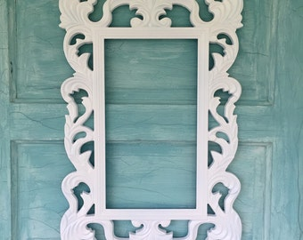 Ornate Frame Wall Frame Wedding Photo Prop Frame Nursery Wall Decor Decorative Frames