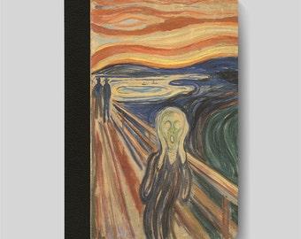 iPad Folio Case, iPad Air Case, iPad Air 2 Case, iPad 1 Case, iPad 2 Case, iPad 3 Case, The Scream by Norwegian Artist Edvard Munch