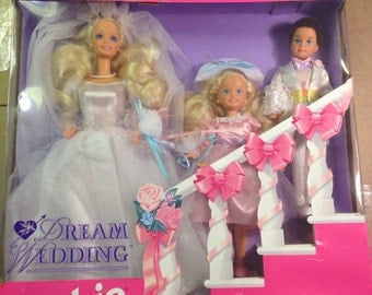 Dream Wedding 1993 Barbie