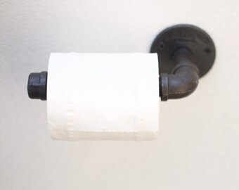 Industrial Toilet Roll Holder