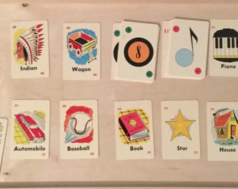 1959 Magic card game complete