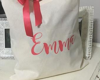 personalized tote, bridal totes, bridesmaid tote, monogrammed tote, bride bag, bridesmaid bag