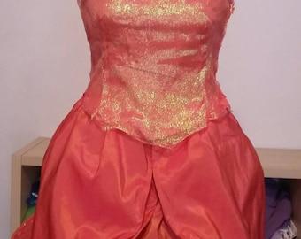 Handmade Rosetta costume, Disney Fairies  inspired costume