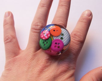 War of the buttons ring