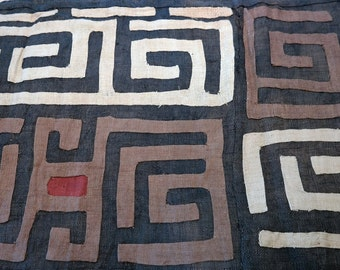 African Kuba Cloth/textile Kc030