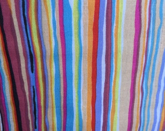 Strata by Kaffe Fassett for Westminster Fabrics in Summer Half Yard