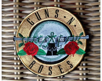 Great patch patch applied Guns n Roses 18 cm