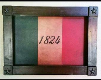 SALE!!!!   1824 Alamo flag
