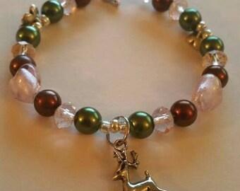 Darling Deer bracelet