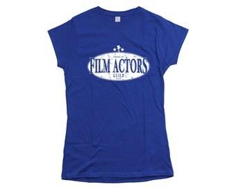 Team America: Film Actors Guild Ladies Fit T-shirt