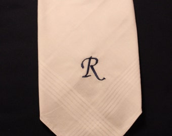 Personalized Handkerchiefs (Set of 4)