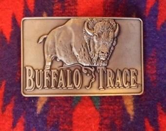 Large Buffalo Belt Buckle