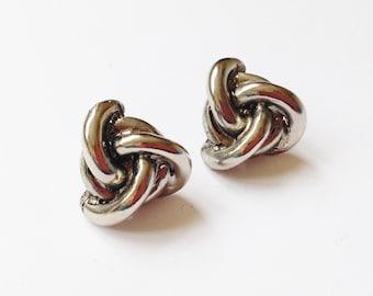 1970's Knot Earrings