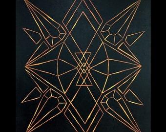 Geometric Ember