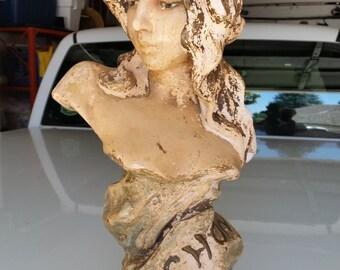 Art Deco Antique FANCHON Bust
