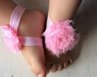 Barefoot sandals; baby barefoot sandals; baby pink sandal; toddler barefoot sandal; sandal
