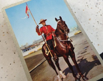The Royal Canadian Mounted Police Playing Cards
