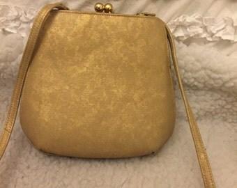 Vintage Inge Christopher clutch/shoulder bag