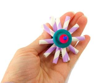 Starburst Bird Toy Parrot Foot Toy