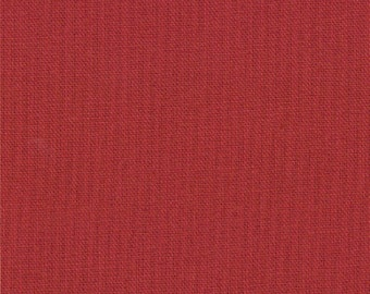 Moda Bella Solids Tomato Soup 9900-42...Sold in continuous cut 1/2 yard increments