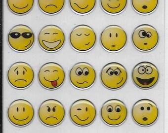 Cloud9 Design SMILEYS Rain Dots