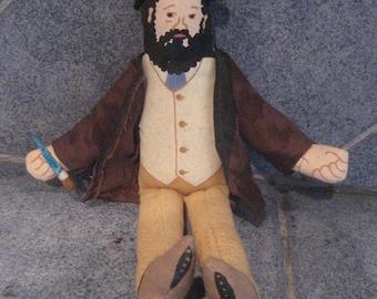 "Cezanne doll 7"""