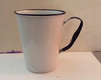 Enamelware measuring cup