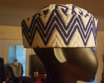 African Royal Hat
