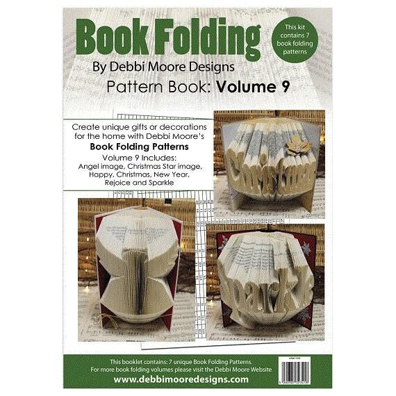 Debbi Moore Book Folding Pattern Book Volume 9