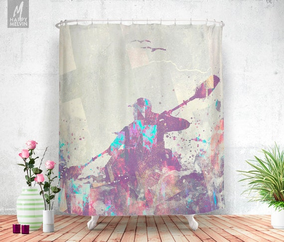 Explorers 2 Shower Curtain Bathroom Decor Home By Happymelvin