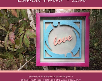 Embrace Forever - Love (free shipping!)