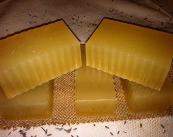 Organic Vanilla Soap