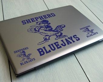 Shepherd BlueJays decal