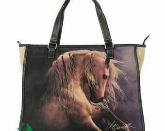 I Love Horses Tote Bag (Luna)