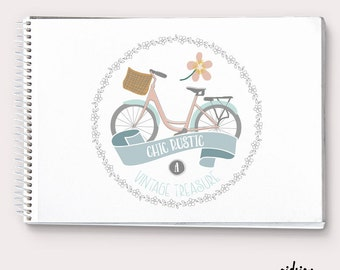 Custom Logo  Premade Logo  Logo  Business Logo  Branding  Vintage Logo  Bike Logo