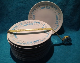 """Royal China Blue Heaven Plates Dinner 10"""" - Multiple Available"""