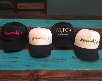 Momlife Hats