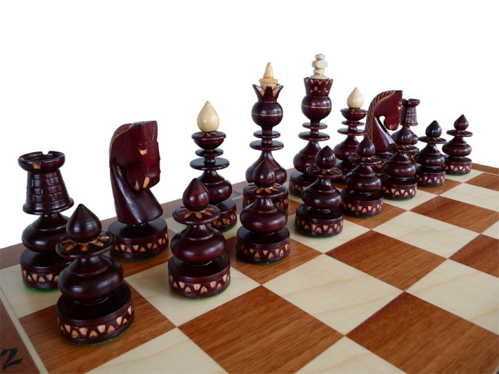 Ts Berry Furniture Dark chess set by purling london the dark chess board is handmade in ...