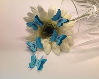 Wedding butterfly confetti - Butterfly Die Cuts - Scrapbooking - Butterfly Confetti - Butterfly Embellishments BL00066